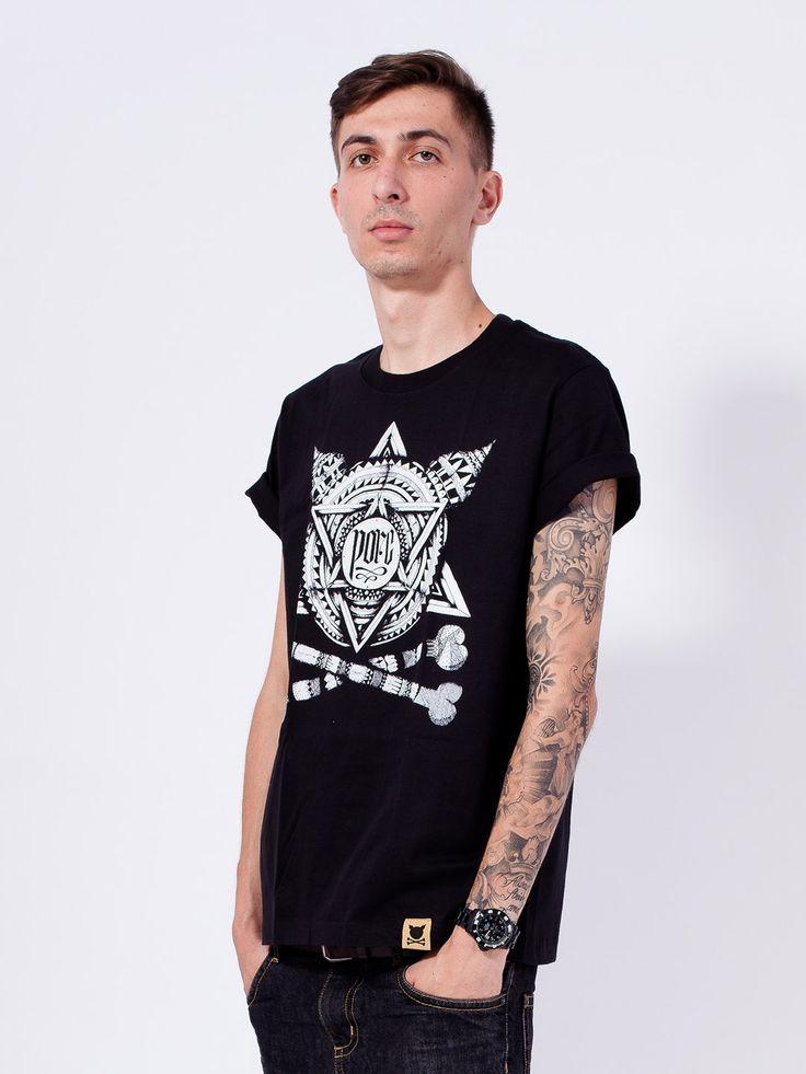 "NTH X PORC – ""Totem"" Ltd. T-Shirt"