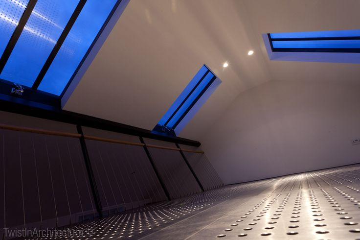 Conservation Rooflights installed into a loft Conversion in Clapham. Architect Twist in Architecture, London