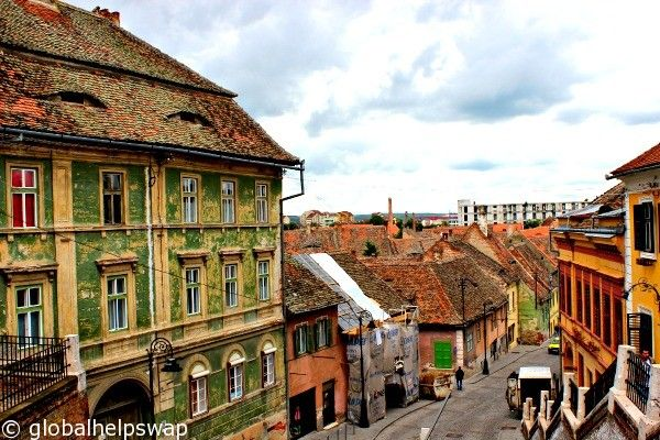 #sibiu #romania Festivals, Museums, Creative People, Cool Cafes. Just some of the reasons why we consider Sibiu to be one of Europe's hidden gems. Read more on Sibiu here.