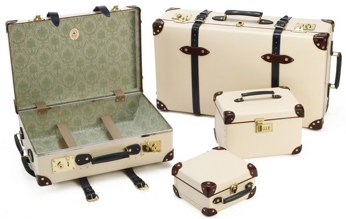 旅行に欠かせないスーツケース。世界中で人気の《英国伝統グローブトロッター》その魅力とは?