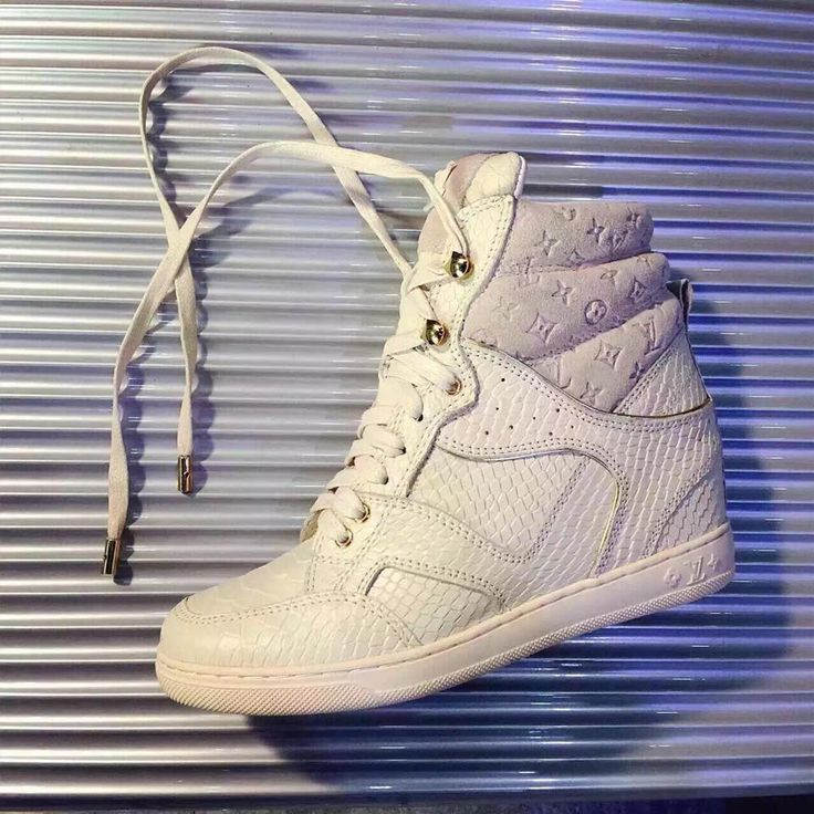 Louis Vuitton Sneakers with hidden platform