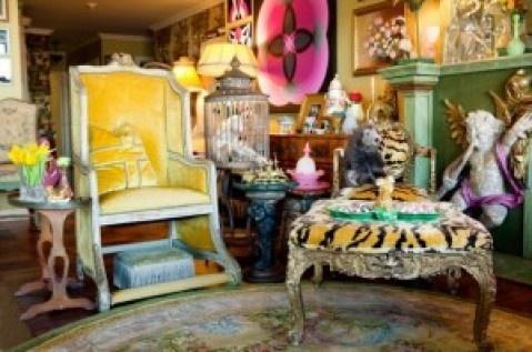 Iris apfel interior designs for mr and mrs david - Decoradora de interiores ...