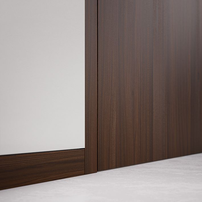 Naked Kitchen Cabinet Doors: Interior Doors Recessed Trim - Google Search