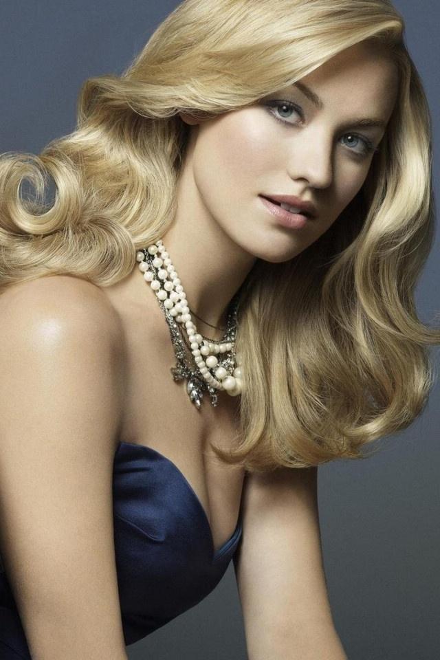Yvonne Strahovsky - perfect