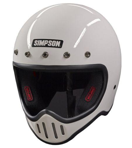 SIMPSON M50 DOT Motorcycle Helmet
