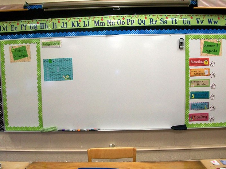 Classroom Whiteboard Decoration ~ White board decoration ideas home decorating