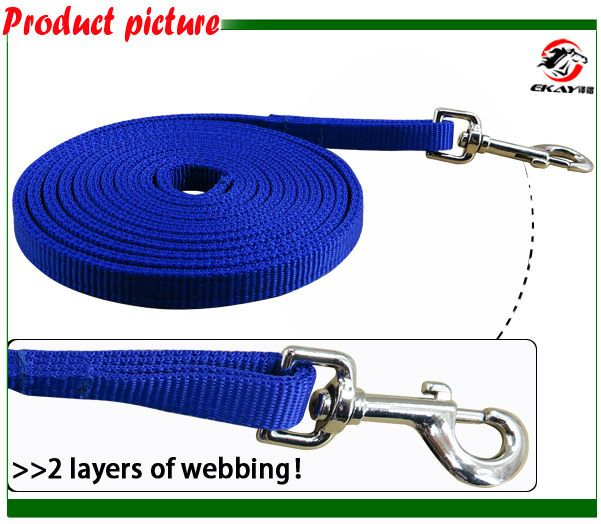 Free shipping  horse lead rope,pet's lead rope,cotton material,15MM thick,2 meters long. (ROPE1005)
