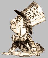 Chapters & script - Lenny's Alice in Wonderland site
