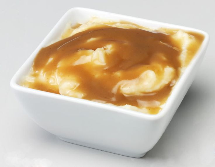 "KFC is known for their delicious fried chicken with the Colonel's ""secret"" ingredients, and it wouldn't be a KFC meal without its infamous gravy to pair along side with it. Dip in piece after piece into the gravy and get an explosion of flavor that m"