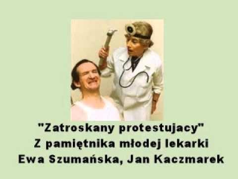 Z pamiętnika młodej lekarki - Zatroskany protestujący