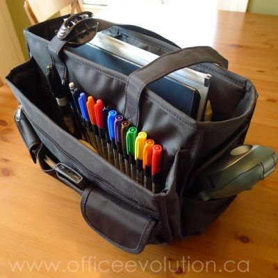 Resources for Professional Organizers: Organizing Toolbag | by @Office Evolution