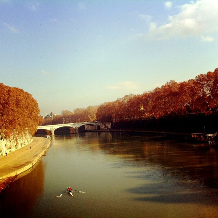 Lungotevere da Ponte Sant'Angelo