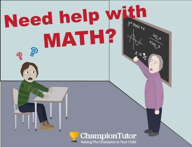 Need Help With Maths Contact Championtutor Hire Best Maths