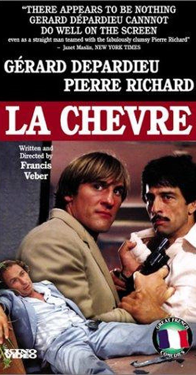 Directed by Francis Veber.  With Pierre Richard, Gérard Depardieu, Pedro Armendáriz Jr., Corynne Charbit. When the accident-prone daughter of a French businessman disappears in Mexico and the detective sent down to find her returns empty-handed, the businessman's company psychologist comes up with an unusual plan - send someone equally accident-prone to find her. Despite detective Campana's objections and disbelief in bad luck, he and Francois Perrin, the accident-prone man in questio...