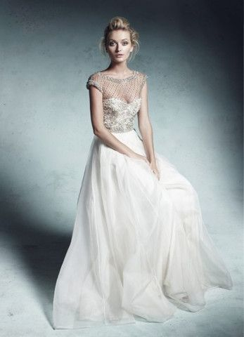 92 best The Dress images on Pinterest | Wedding dressses, Wedding ...