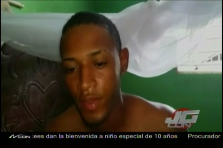 Joven Narra Como Recibió Una Apuñalada Por Una Botella De Ron #Video