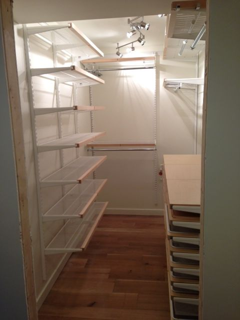 Best 25+ Elfa Closet Ideas On Pinterest | Master Closet Layout, Closet  Designs And Pax Closet