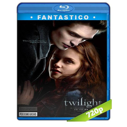 Crepúsculo (2008) BRRip 720p/1080p Audio Dual Latino/Ingles 5.1