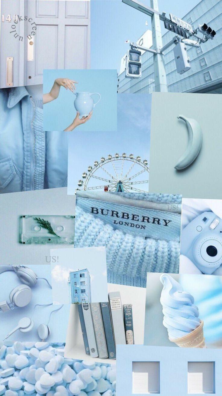 Pin By Bianca On W A L L P A P E R In 2020 Aesthetic Pastel Wallpaper Blue Wallpaper Iphone Aesthetic Iphone Wallpaper