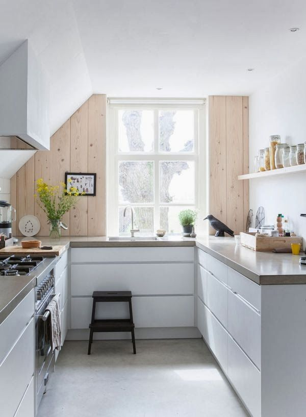 A stunning Dutch home blending old and new. And give-away winner.... - my scandinavian home
