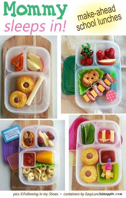 Lunch Ideas via www.bittopper.com/post.php?id=73108310552a62e2b126d52.23826681