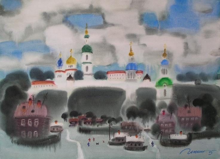 Gallery - Category: По Тобольску. Михаил Лямкин