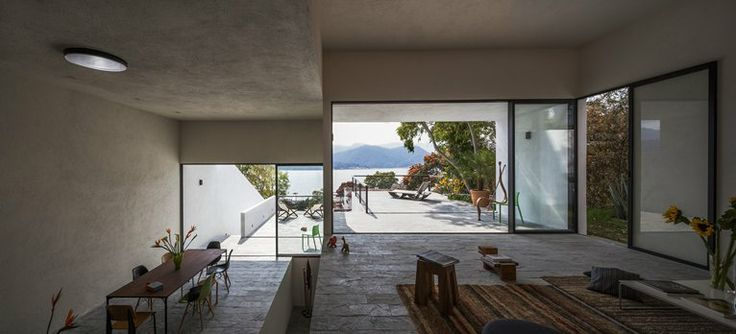 House of stairs - Valle de Bravo, Mexico - 2013 - Dellekamp Arquitectos