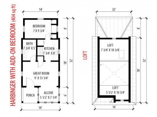 9 best tiny homes plans images on Pinterest Mobile home floor