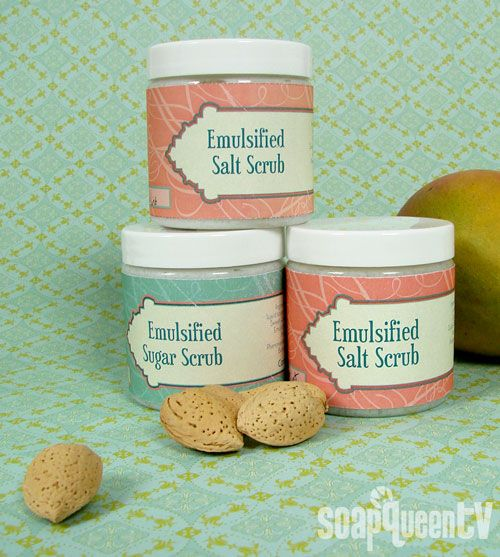This throwback video, filmed in 2010, shows you how to make a unique emulsified scrub that's both moisturizing and cleansing. #tbt  As an added bonus, from now until midnight on Monday, October 13th, save 20% off some of the products used in the video!  Just use the code SCRUBSALE at checkout.  Sale items: http://www.brambleberry.com/Emulsified-Scrub-Sale-C401.aspx
