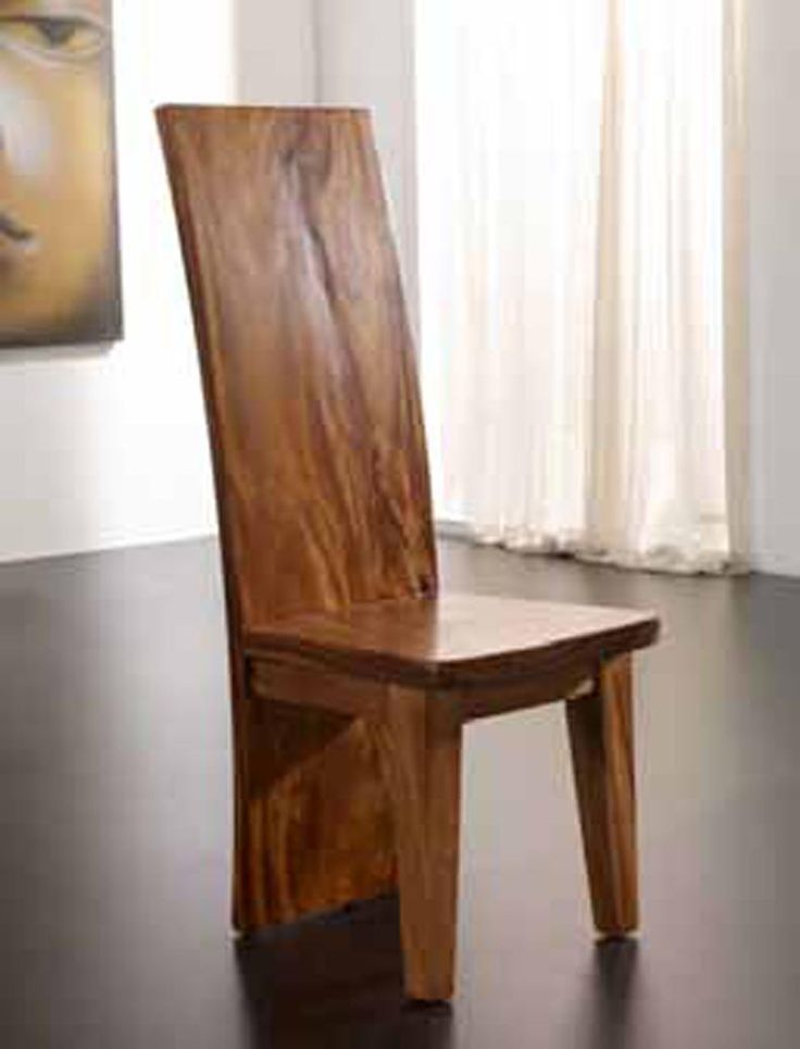 50 mejores im genes sobre mesas y sillas y puertas y for Sillas comedor madera modernas