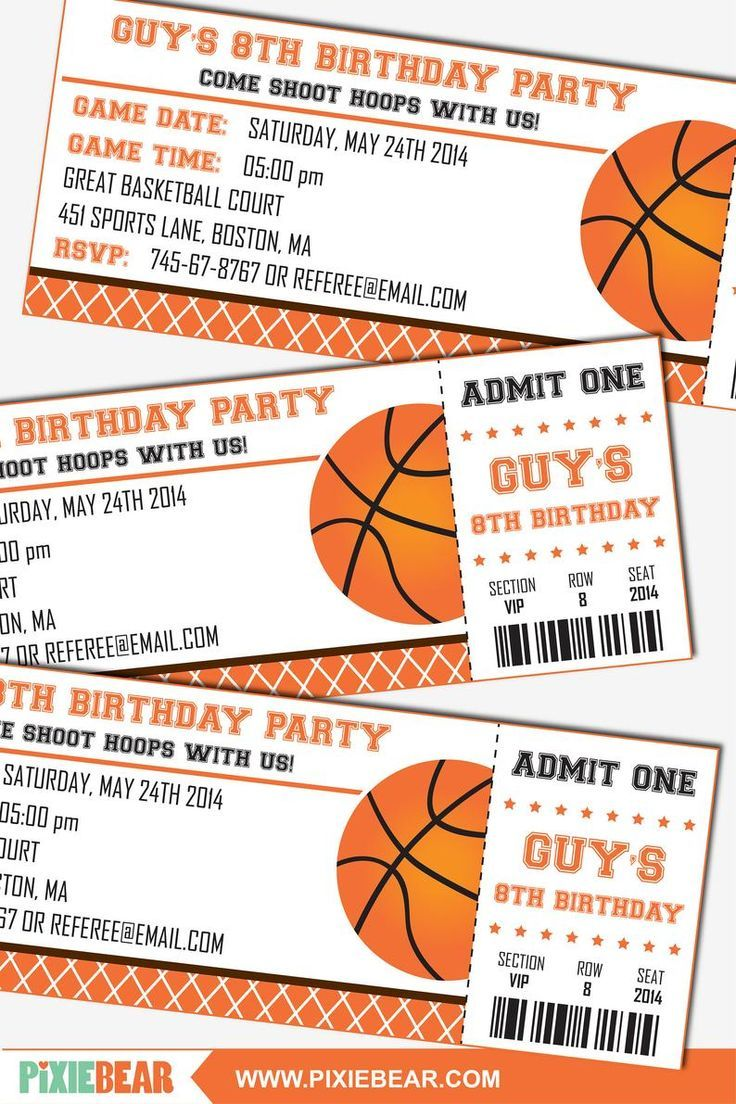 Basketball Party Invitation Basketball Birthday Invitation Etsy Basketball Birthday Invitations Basketball Baby Shower Invitations Basketball Baby Shower