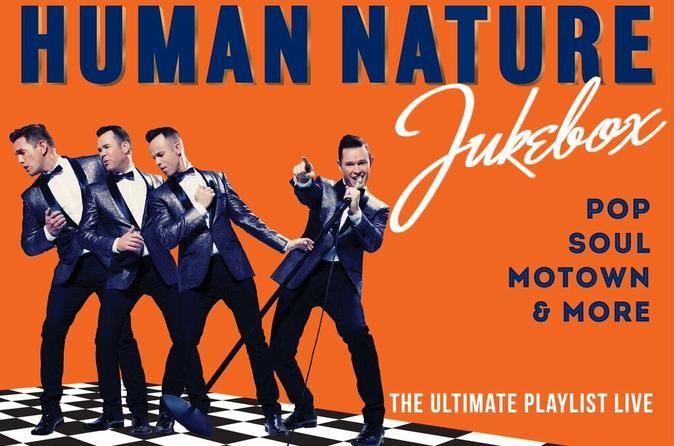 Human Nature: Jukebox at The Venetian Las Vegas 2017
