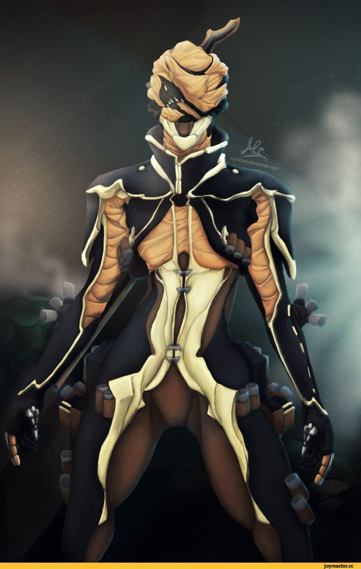 Nanicow, Warframe, Games, Mesa (Warframe), Game art, game art