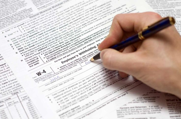 Understand the basics of this IRS form that determines how much federal income tax is withheld from your paycheck.