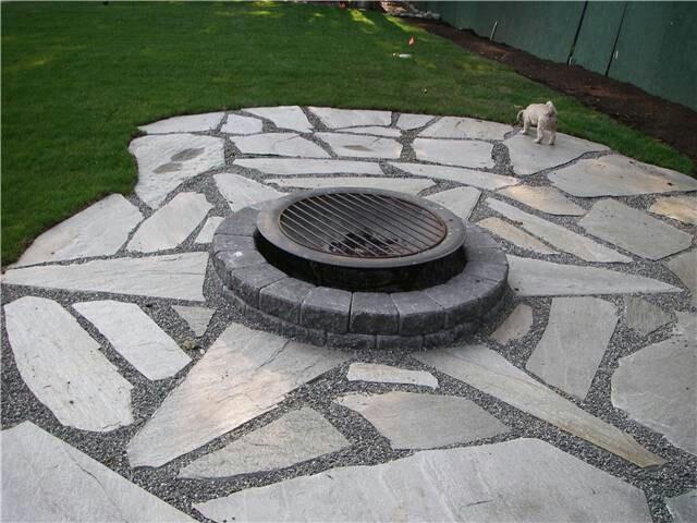 Cool Fire Pit Backyard Pinterest Backyard Outdoor