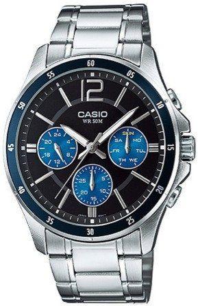 Casio MTP-1374D-2A Analog Watch around £70