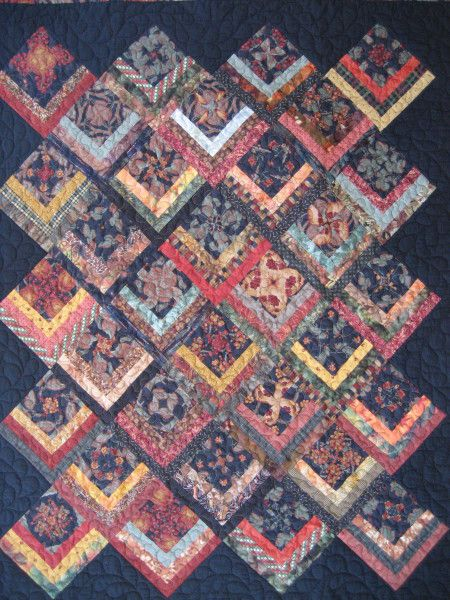 stack and whack quilt pattern free | Four Patch Stack and ...