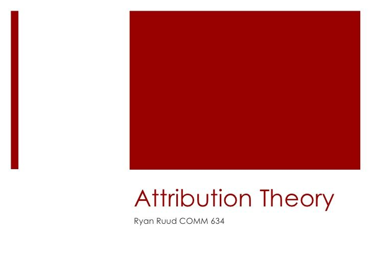 attribution theory essays theory essays krashen s monitor model theory at com essay on krashen s monitor model theory