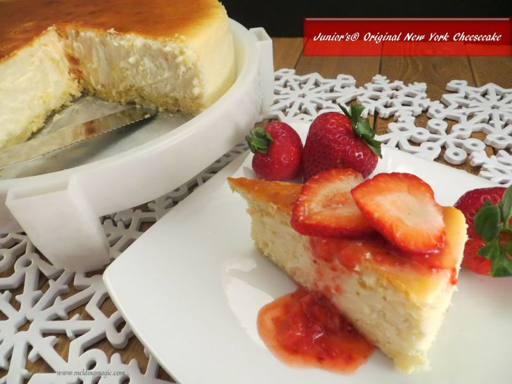 authentic new york cheesecake recipe dishmaps. Black Bedroom Furniture Sets. Home Design Ideas