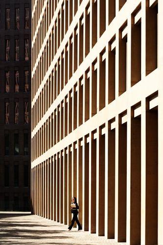 Ciudad de la justicia, David Chipperfield. Foto de Carlos Hernandez