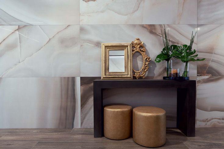 Soggiorni eleganti, living esclusivi, ceramiche pregiate: Gallery Rex