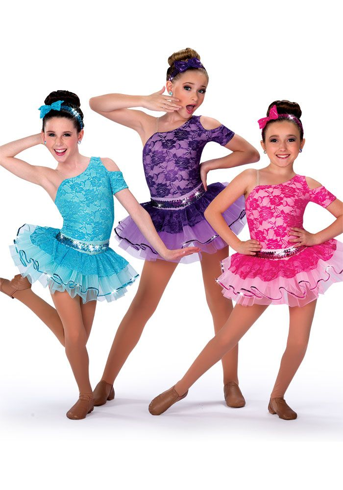 This is a really cute costume to the song Shut Up And Dance! From the show  Victorious! It would probably be a jazz dance