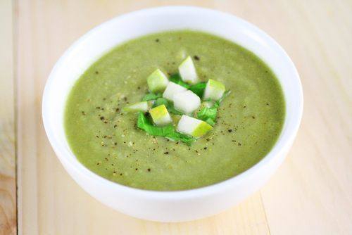 Celery and Pear Bisque | Super Healthy Soups | Pinterest