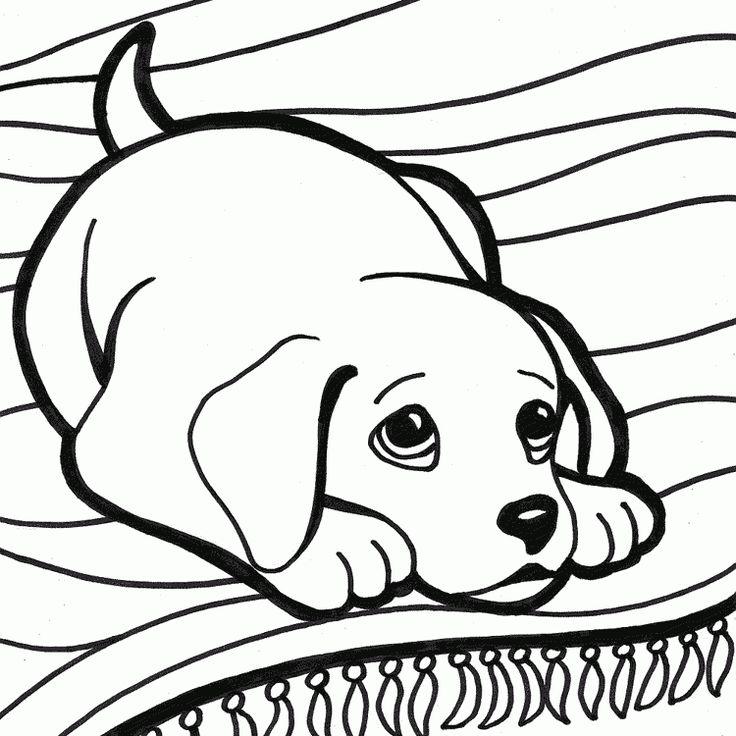 hunde ausmalbilder ausmalbilder hunde  dog coloring