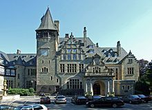 Schlosshotel Kronberg - Wikipedia, the free encyclopedia