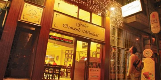 Güler Osmanlı Mutfağı