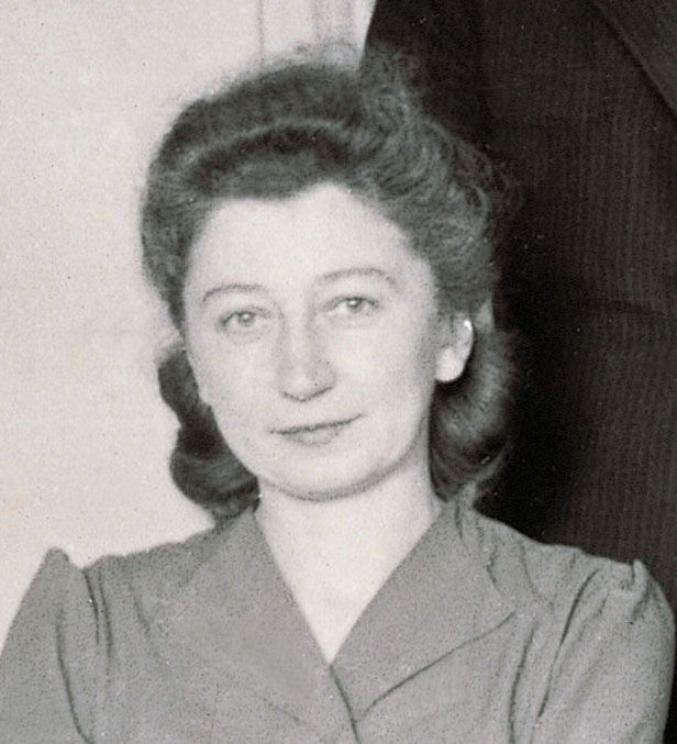 Miep Gies. She helped hide Anne Frank and her family. Very brave lady.
