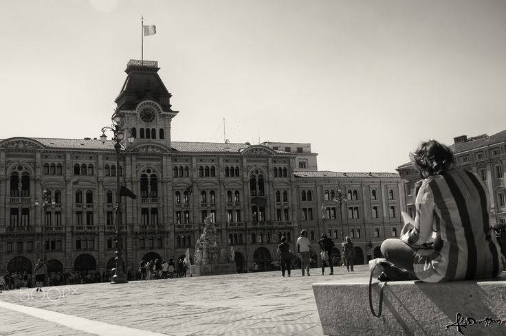Trieste - Trieste.. a different view of this lovely city
