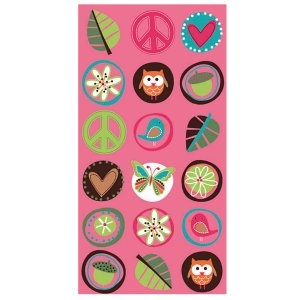 Hippie Chick Paper Treat Bags