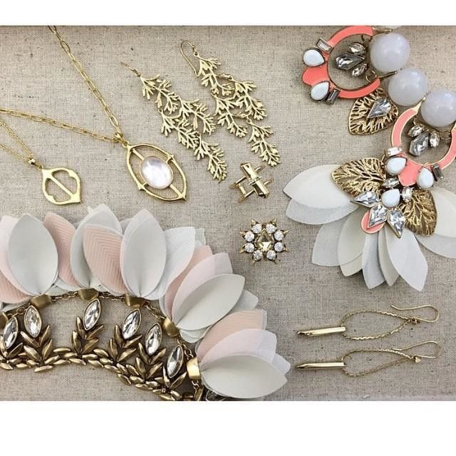 So much sparkle, so little time! Shop the Stella & Dot's Spring Collection today